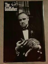 Godfather poster 24x36 Marlon Brando - gangster legend - NEW rolled