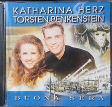 Buona Sera von Katharina Herz & Torsten Benkenststein CD OVP