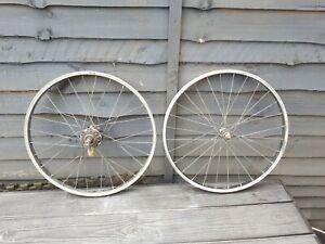 "20"" 3 Speed Sturmey Archer Wheels for Shopper, Folding, Raleigh Bike"