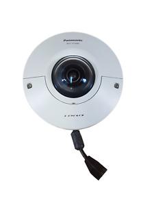Panasonic Wv-Sfv481 9 Megapixel 4K Ultra Hd Outdoor 360° Network Security Camera