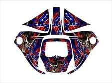 3M SPEEDGLAS 9100 V X XX AUTO SW  WELDING HELMET WRAP DECAL STICKER SKINS fla
