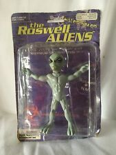 ROSWELL ALIENS BENDABLE 1996 Vintage Action Figure