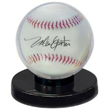 Sports Mem, Cards & Fan Shop 4 Ultra Pro Dark Wood Baseball Ball Storage Holders Display Case Fast Color