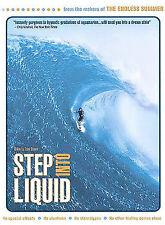 Step Into Liquid by Dana Brown - DVD NEW