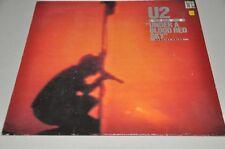 U2 Live - Under a blood red sky - 80er - Album Schallplatte Vinyl LP