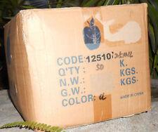 """Baggies 12510 Apple Brand  1.25""""x1""""  Bags Ziplock Liquidation! Case (50,000)"""