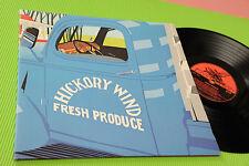 HICKORY WIND LP FRESH PRODUCE 1°ST ORIG USA 1976 NM !! GATEFOLD NOT REISSUE !!!