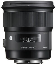 Sigma 24mm f/1.4-16 Lens