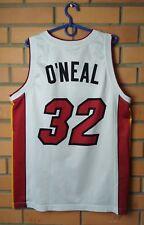 Miami Heat Shaquille O'Neal Basketball Jersey Shirt Size S Champion