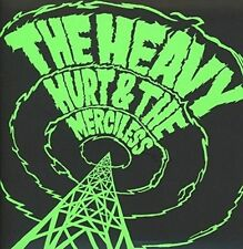 """THE HEAVY """"HURT AND THE MERCILESS.""""BRAND NEW CD"""