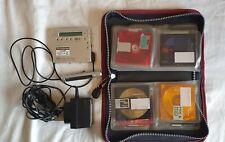 Sony Walkman MZ-R900 Personal MiniDisc Player Recorder 12 x minidiscs