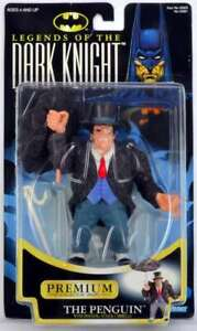 THE PENGUIN - LEGENDS OF THE DARK KNIGHT - action figur - KENNER 1997