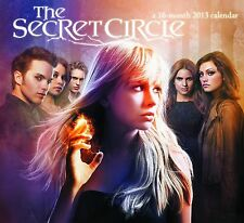 CW The Secret Circle Calendar 2013 - Thomas Dekker Britt Robertson Phoebe Tonkin