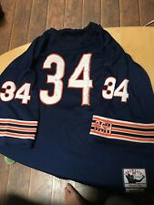 Mitchell & Ness Walter Payton Chicago Bears 1985 Throwback-s Jersey Authentics