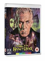 Fall of the House of Usher [Blu-ray] -  CD KMVG The Fast Free Shipping