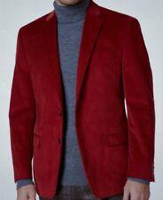 Ralph Lauren Mens Brown 100 Linen Sport Jacket Double Vented Size 40r