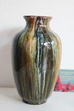 Vase Bretby England Potterie glaçure anglaise art nouveau Fin XIXe debut XXe