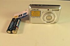 SONY CYBER-SHOT DSC-S930 DIGITAL CAMERA 10.1 MP SILVER- EXCELLENT *DISPLAY UNIT*