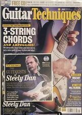 Guitar Techniques Spring 2017 3 String Chords And Arpeggios FREE SHIPPING