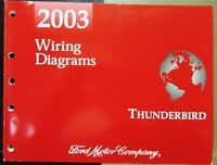 FORD 1966 Thunderbird Wiring Diagram Manual 66 | eBay