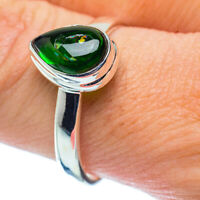 Chrome Diopside 925 Sterling Silver Ring Size 9.75 Ana Co Jewelry R35771F