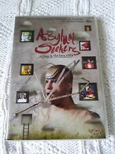 ASYLUM SEEKERS - CRAZY IS THE NEW SANE – DVD, R-1, LIKE NEW, FREE POST AUS-WIDE
