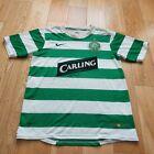 Mens Nike Celtic Home football shirt 2007 - 2008 Size M