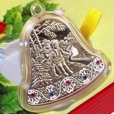 2013 Niue 2$ Christmas Bell with LED Proof Silver Coin
