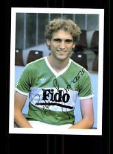 Peter Germann Autogrammkarte FC St Gallen Original Signiert+A 159092