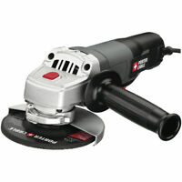 """Porter-Cable Tradesman 4-1/2"""" Small Angle Grinder w/ Paddle Switch PC60TPAG New"""