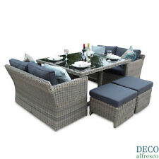 Up to 8 Unbranded 7 Garden & Patio Furniture Sets