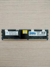4GB  PC2-5300F DDR2 667Mhz ECC - Para Servidor