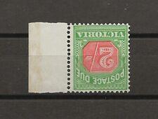 AUSTRALIA/VICTORIA 1900/04 SG D32 MNH Cat £180