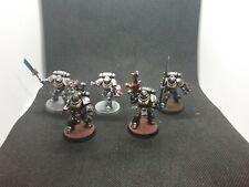 Warhammer 40k Grey Knights true scale Strike Squad