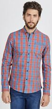 Mish Mash Fitz Blue & Red Shirt £24.99 rrp £50 rrp 50 ** Free Postage**