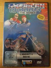 Liberty Bike (2012) - American Chopper Season 2 - DVD - NEU&OVP The Series