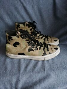 Converse Chuck Taylor All Star II Reflective Camo Unisex Shoes Size 11