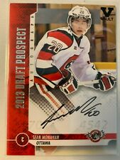 2013 In the Game Draft Prospects Autographs Sean Monahan Silver Version A-SMON2