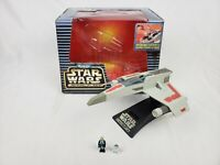 *VERY RARE* Micro Machines Star Wars Action Fleet E-Wing Starfighter Galoob 1997