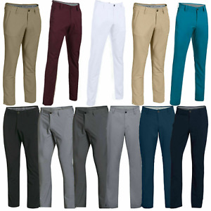 Under Armour UA Men's Matchplay Tapered Golf Pants Trousers - New