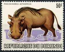Burundi 1982 SG#1392, 50f Warthog, Animals MNH Cat £150 #D89438