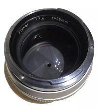 Contarex  Carl Zeiss Planar 1:1,4  f=55mm  Objektiv, Top