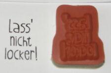 """Stampin up Stempel """"Lass' nicht locker!"""" NEU Prüfung"""