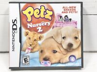Petz Nursery 2 (Nintendo DS, 2010) - Used Video Games