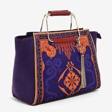 Disney Aladdin Magic Carpet Handbag Bag Purse New With Tags!
