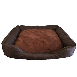 CAT/DOG BED LARGE. HEAVY DUTY FUTON MAT CUSHION WATERPROOF T024L