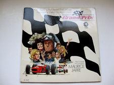 SEALED LP -  GRAND PRIX ORIG SOUNDTRACK MAURICE JARRE MGM VINTAGE F1 RACING