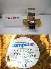 computar TG3Z3510FCS 3.5-10mm F1.0 überwachungskamera objektiv LENS