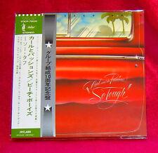 Beach Boys Carl And The Passions So Tough MINI LP CD JAPAN TOCP-70533