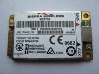 Sierra Wireless MC8780 HSUPA HSDPA UMTS WWAN 3G Card 7.2 M For DELL E6400 D420